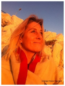 Ashtanga Vinyasa Yoga Nice, Ann Hughes