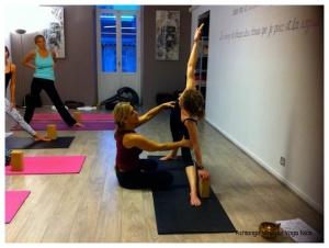 Ann Aleycha Hughes Yoga Nice